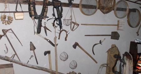Útiles usados en la actividad agrícola